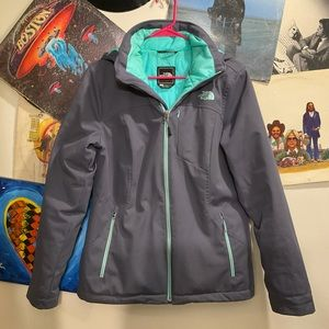 NORTH FACE WOMENS APEX ELEVATION JACKET L